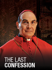 QPAC - The Last Confession - Lyric Theatre, QPAC, Brisbane - Tickets & Dining Packages