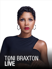 QPAC - Toni Braxton Live - Concert Hall, QPAC - Tickets & Dining Packages