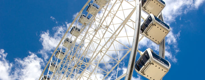 The Wheel of Brisbane - WHEEL OF BRISBANE - Tickets