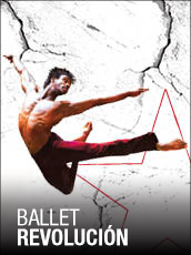 QPAC - Ballet Revolución - Concert Hall, QPAC - Tickets & Dining Packages