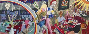 Chuck Close: Prints, Process and Collaboration