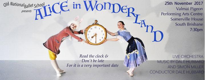 Alice in Wonderland - Somerville House - Tickets