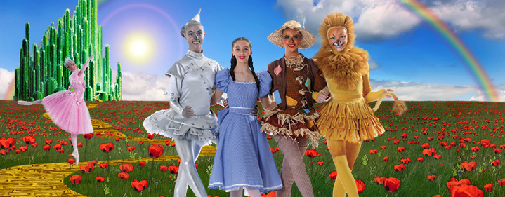 The Wizard of Oz - Conservatorium Theatre, Griffith University, South Bank, Brisbane - Tickets
