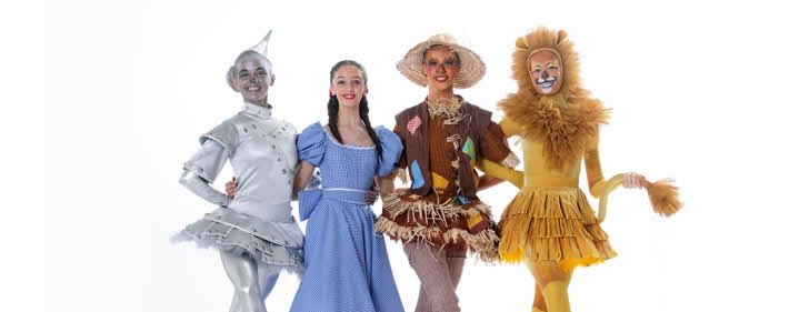 Wizard of oz release date in Brisbane