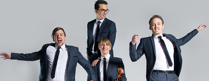 Camerata presents Orava Quartet - State Library of Queensland, The Edge - Tickets