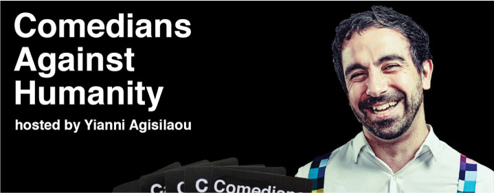 Comedians Against Humanity - Gympie Civic Centre, 32 Mellor Street, Gympie - Tickets