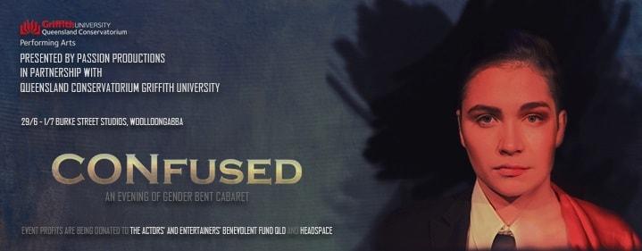 CONfused - Burke Street Studios - Tickets