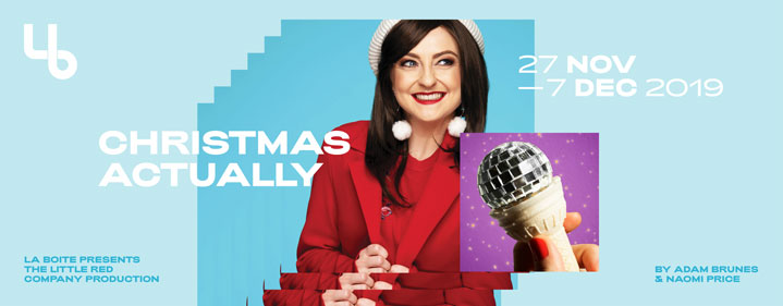 Christmas Actually - Roundhouse Theatre - Tickets
