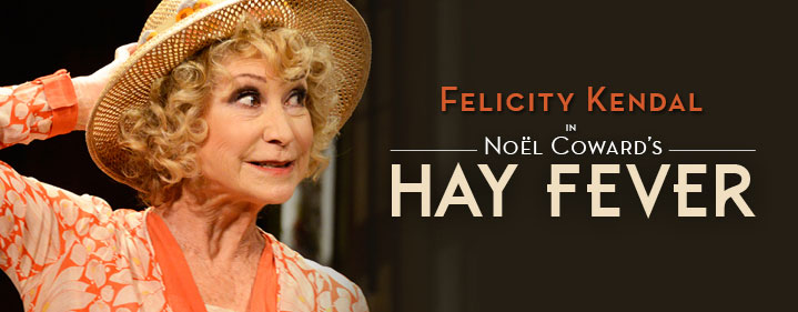 Hay Fever  - Playhouse, QPAC - Tickets