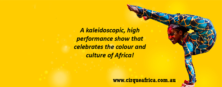 Cirque Africa - Roundhouse Theatre - Tickets