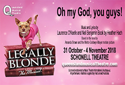 Legally Blonde, The Musical | Schonell Theatre