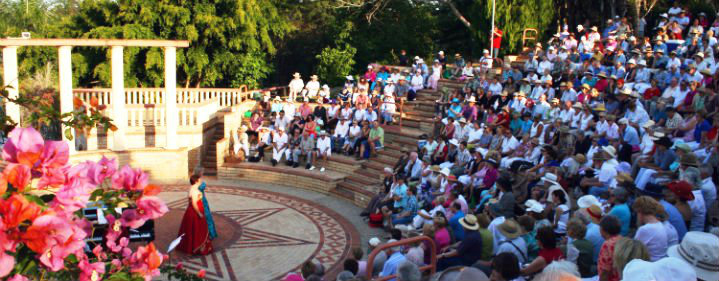 Opera in the Amphitheatre - Lake Macdonald Amphitheatre, Noosa Botanic Gardens, Lake Macdonald Dr, Cooroy - Tickets