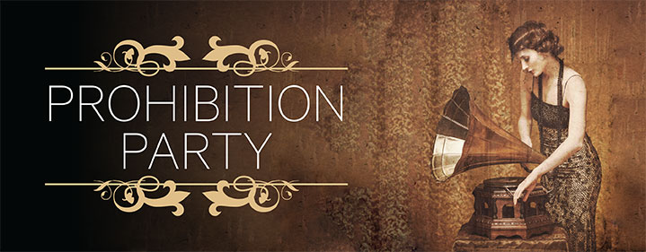 Prohibition Party - The Workshops Rail Museum, North St, North Ipswich - Tickets