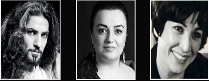 Shirin Majd, Shahrokh Moshkin Ghalam in REBIRTH - Conservatorium Theatre, Griffith University, South Bank, Brisbane - Tickets