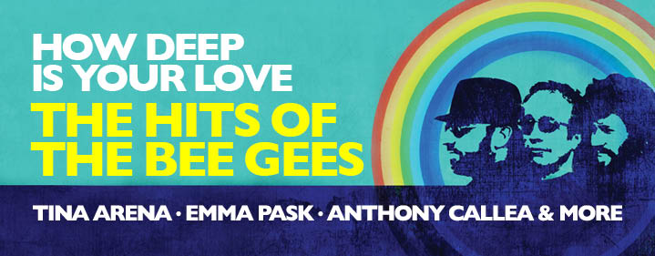 How Deep Is Your Love: The hits of the Bee Gees - City Hall Auditorium, King George Square, Brisbane - Tickets