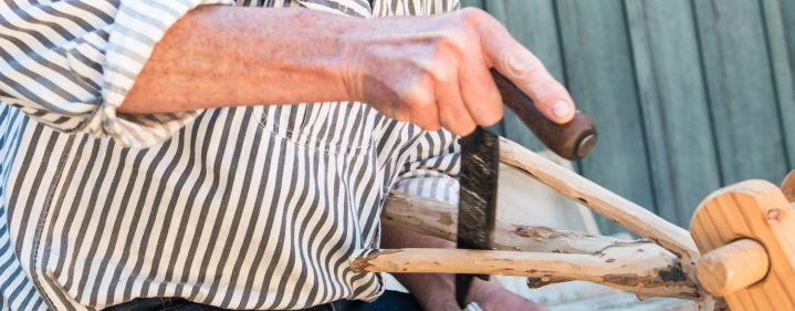 Rustic Furniture  - Cobb+Co Museum, Toowoomba - Tickets