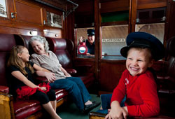 General Admission Entry | Workshops Rail Museum