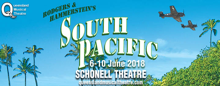 South Pacific - Schonell Theatre - Tickets