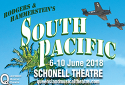 South Pacific | Schonell Theatre