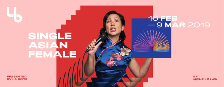 Single Asian Female - Roundhouse Theatre - Tickets