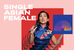 Single Asian Female | Roundhouse Theatre
