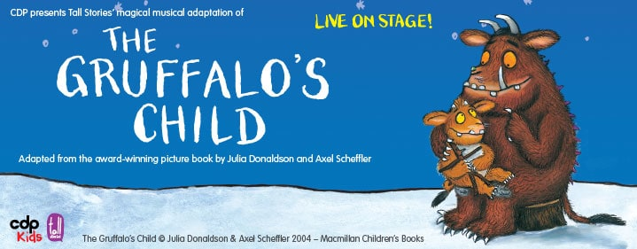 The Gruffalo's Child - QUT Gardens Theatre - Tickets