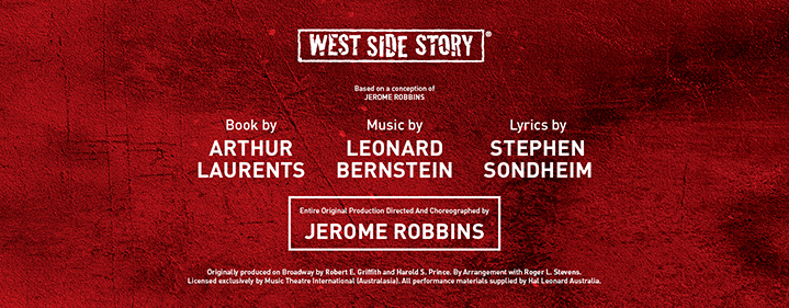 West Side Story - Conservatorium Theatre, Griffith University, South Bank - Tickets