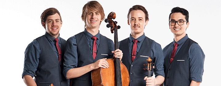Orava Quartet - Romance & Revolution - State Library of Queensland, The Edge - Tickets