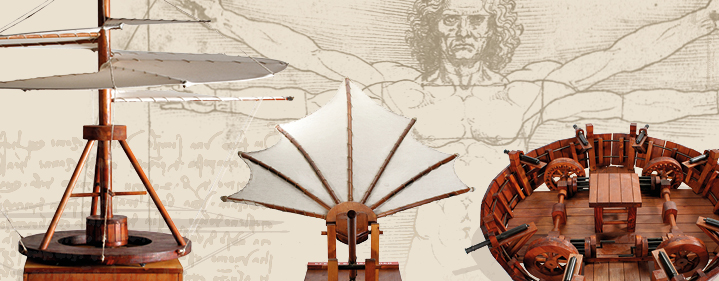 Da Vinci Machines - Cobb+Co Museum, 27 Lindsay Street, Toowoomba - Tickets