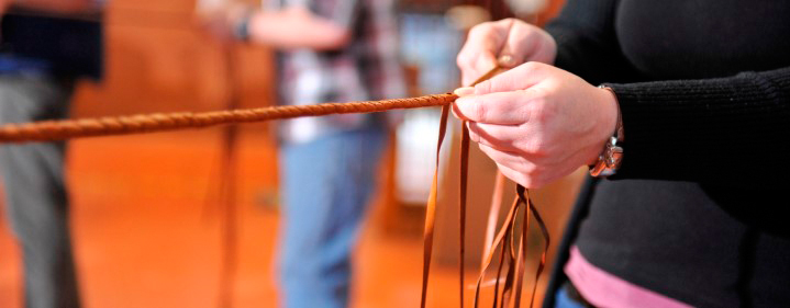 Leatherplaiting - Cobb+Co Museum, 27 Lindsay Street, Toowoomba - Tickets
