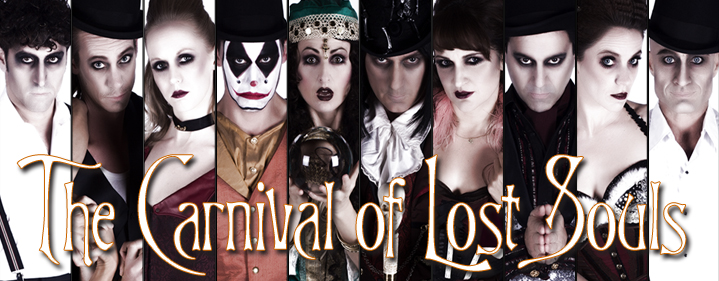 The Carnival of Lost Souls - Roundhouse Theatre - Tickets
