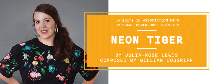 Neon Tiger - Roundhouse Theatre - Tickets