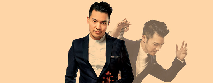 Ray Chen with Julien Quentin - Conservatorium Theatre, Queensland Conservatorium Griffith University, South Bank - Tickets