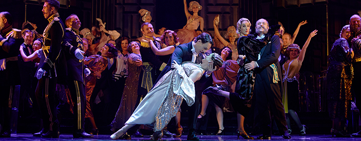 The Merry Widow Opening Night Dinner - Rydges, South Bank - Tickets