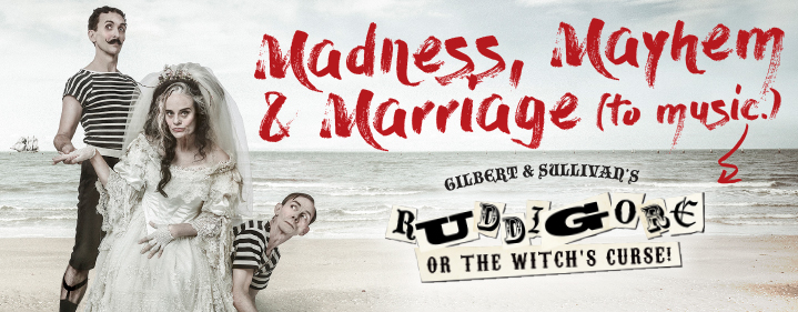 Ruddigore, or The Witch's Curse - Playhouse, QPAC - Tickets