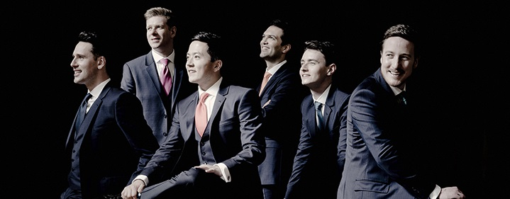 The King's Singers - Conservatorium Theatre, Queensland Conservatorium Griffith University, South Bank - Tickets