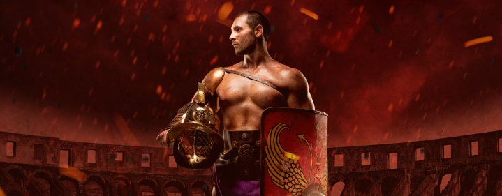 Gladiators: Heroes of the Colosseum After Dark - Queensland Museum - Tickets