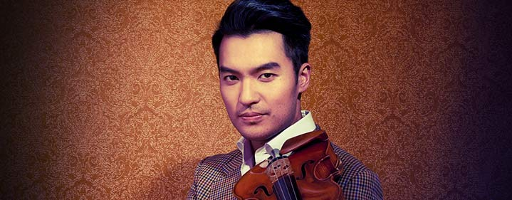Queensland Symphony Orchestra – Ray Chen Returns - Concert Hall, QPAC - Tickets