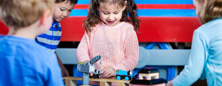 Day Out With Thomas - The Workshops Rail Museum, North St, North Ipswich - Tickets