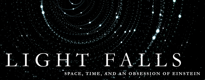 Light Falls: Space, Time and an Obsession of Einstein - Playhouse, QPAC - Tickets